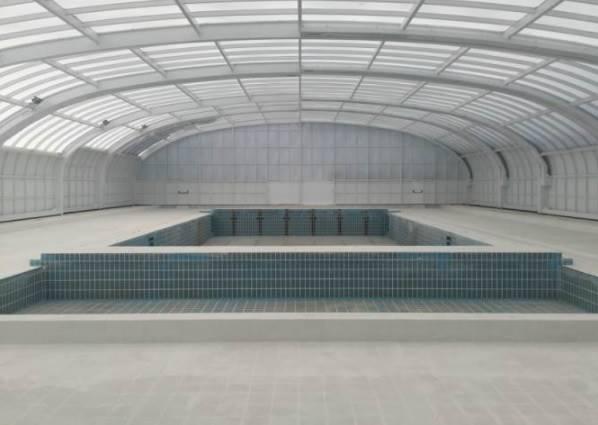 Retraso en la apertura de la piscina climatizada for Piscina municipal moscardo